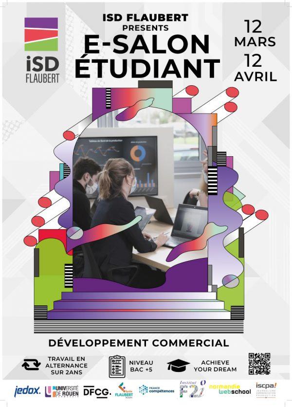affiche apprentis ISD