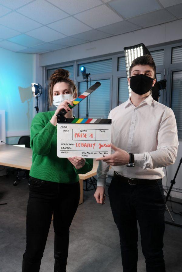 tournage lpcom isd